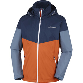 Columbia Inner Limits - Veste Homme - orange/bleu